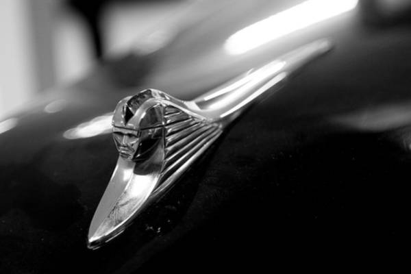 Photograph - Car Mascot II by Helen Northcott