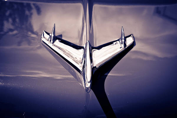 V8 Engine Photograph - Car No. 5 by Niels Nielsen