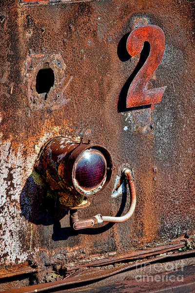 Wall Art - Photograph - Car Number Two by Olivier Le Queinec