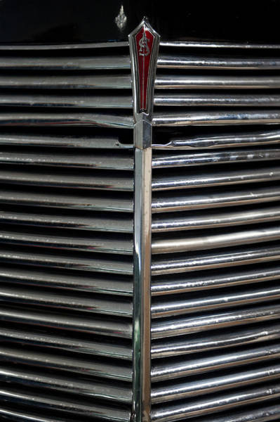 Photograph - Car Radiator I by Helen Northcott