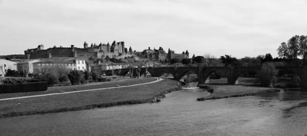 Photograph - Carcassone 3b by Andrew Fare