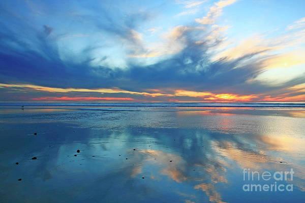 Photograph - San Elijo Sky by John F Tsumas