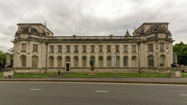 Photograph - Cardiff Crown Court by Jacek Wojnarowski