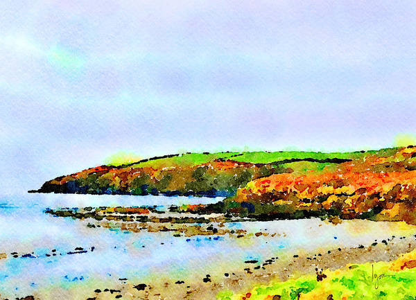 Painting - Cardigan Bay by Angela Treat Lyon
