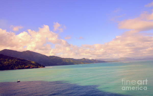 Photograph - Caribbean Blue by Robyn King
