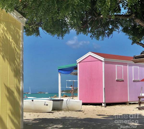 Photograph - Caribbean Days by Jacqueline Faust