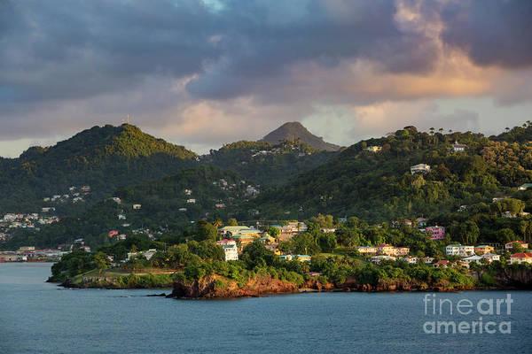 Photograph - Caribbean Evening by Brian Jannsen