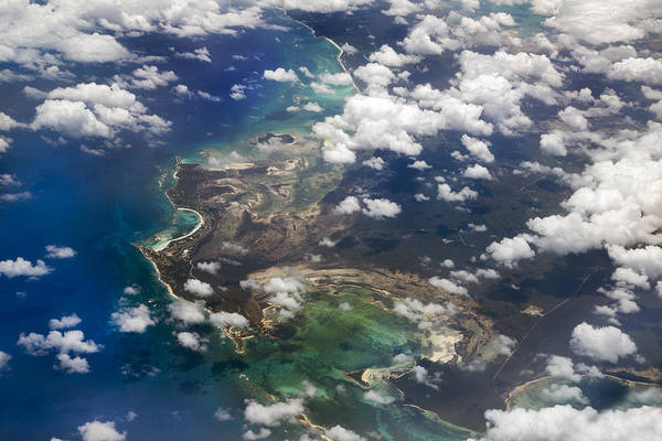 Wall Art - Photograph - Caribbean Limitless Sky by Betsy Knapp