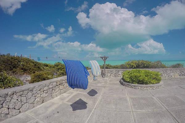 Wall Art - Photograph - Caribbean Lovely Day by Betsy Knapp