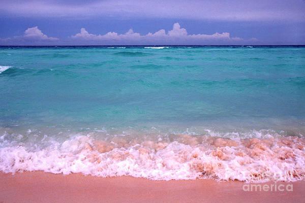 Photograph - Caribbean Sea Playa Del Carmen by Thomas R Fletcher