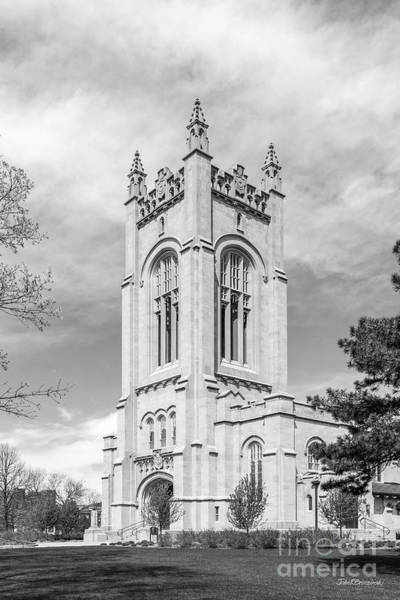 Photograph - Carleton College Skinner Chapel by University Icons