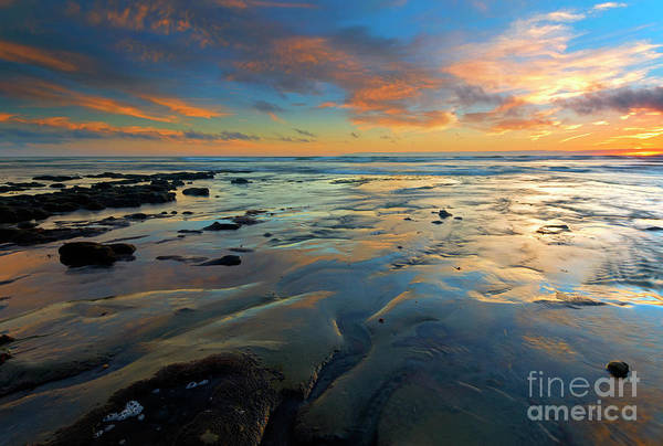 Wall Art - Photograph - Carlsbad Color by Mike Dawson