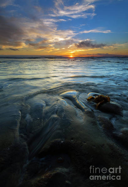 Wall Art - Photograph - Carlsbad Sundown by Mike Dawson
