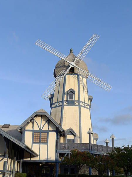 Photograph - Carlsbad Windmill by Richard Reeve