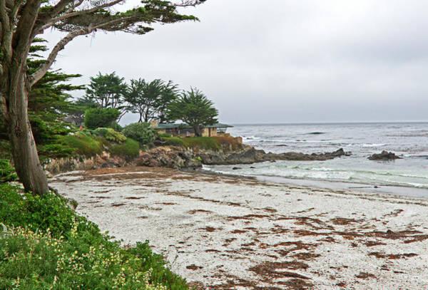 Carmel By The Sea Photograph - Carmel By The Sea - California by Brendan Reals
