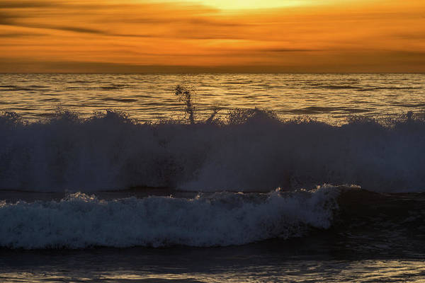 Carmel By The Sea Photograph - Carmel By The Sea California by Steve Gadomski