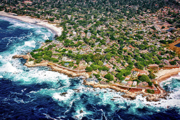 Carmel By The Sea Photograph - Carmel By The Sea by Mountain Dreams