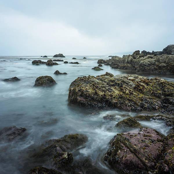 Wall Art - Photograph - Carmel Low Tide Seascape by Steve Spiliotopoulos