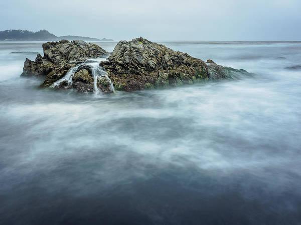 Wall Art - Photograph - Carmel Seascape by Steve Spiliotopoulos