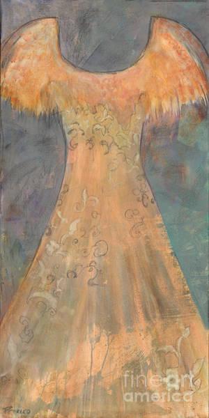 Painting - Carmelita by Robin Maria Pedrero