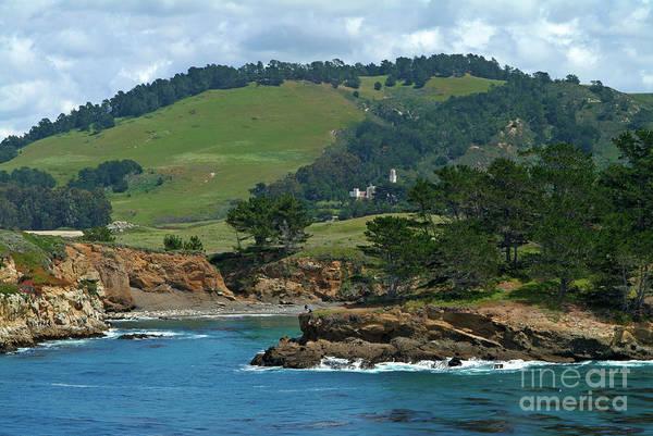 Photograph - Carmelite Monastery Near Point Lobos by Charlene Mitchell