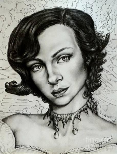 Carmella Art Print