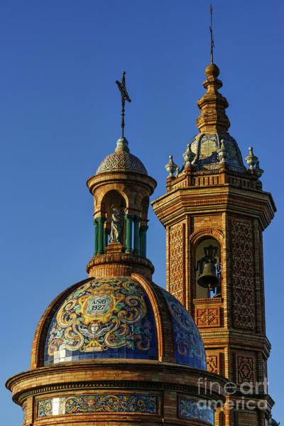 Photograph - Carmen Chapel Seville Spain by Pablo Avanzini