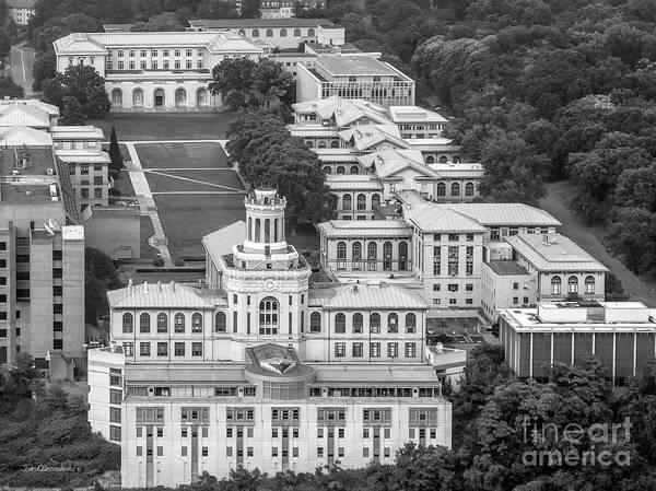 Photograph - Carnegie Mellon University Campus by University Icons