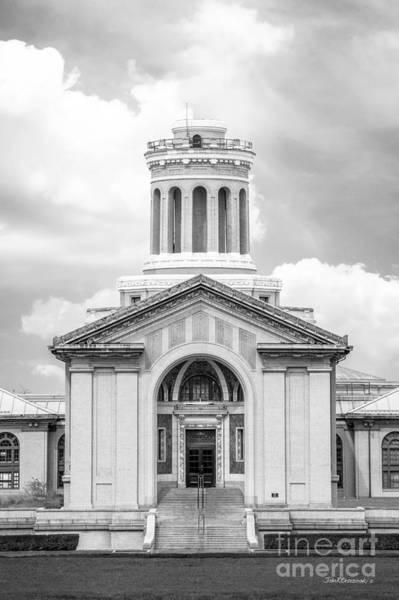 Photograph - Carnegie Mellon University Hamerschlag Hall Main  by University Icons