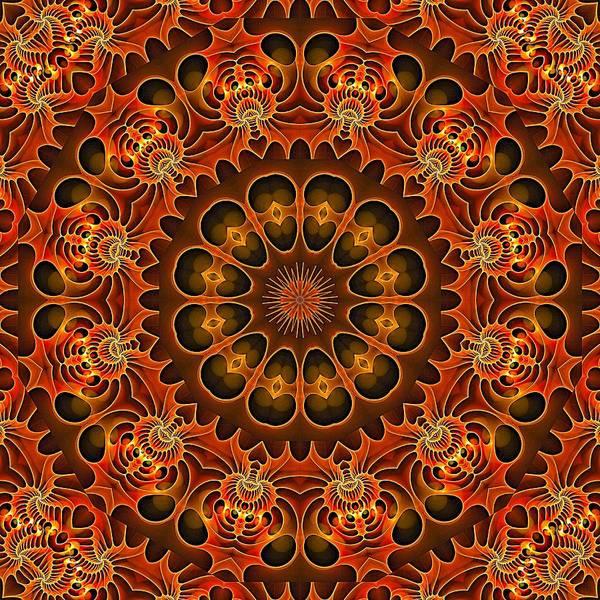 Digital Art - Carnival-8 K12-180 by Doug Morgan