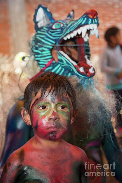 Photograph - Carnival In Mexico by Jim West