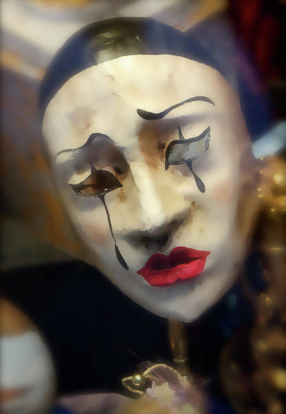 Photograph - Carnivale Mask 2 by Vicki Hone Smith