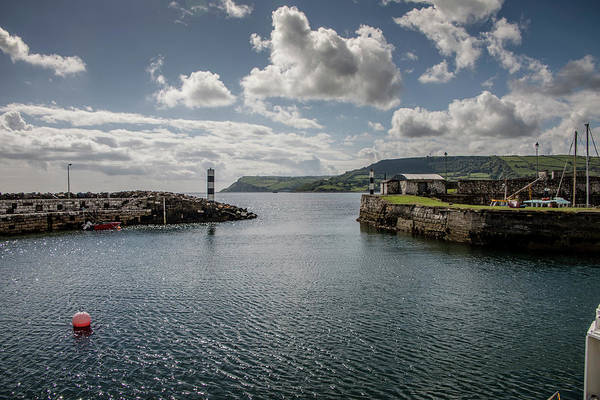 Photograph - Carnlough Harbor by Teresa Wilson