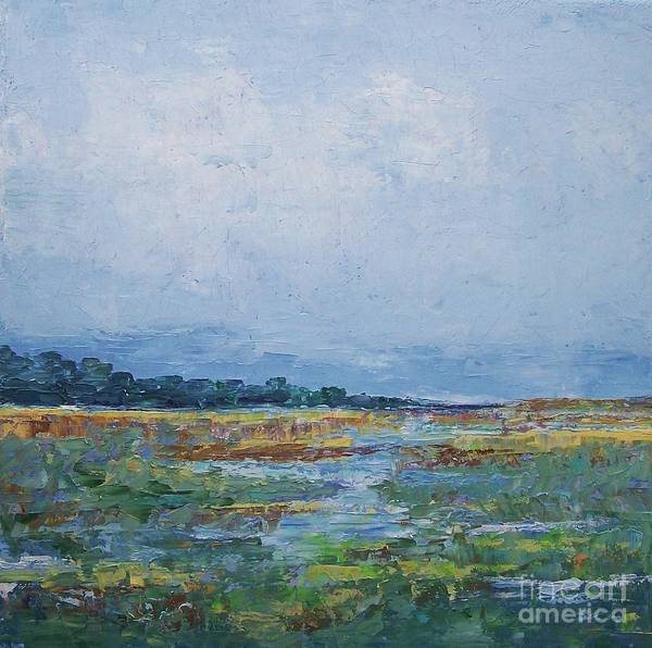 Painting - Carolina Country Blues by Gail Kent