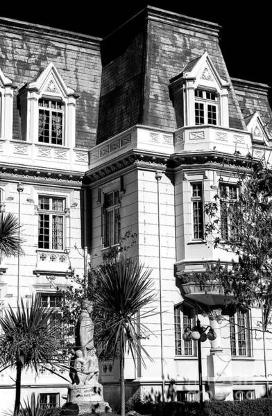 Photograph - Carrasco Palace At Vina Del Mar by John Rizzuto
