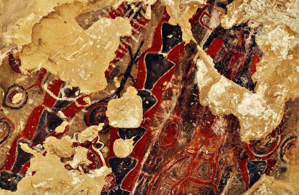 Photograph - Carrizo Plain Painted Rock by Kyle Hanson