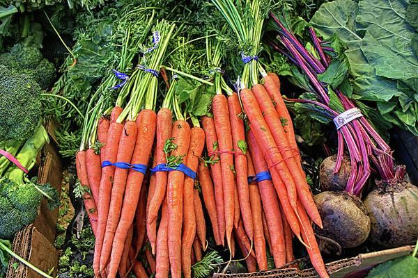 Photograph - Carrots by Carlos Diaz