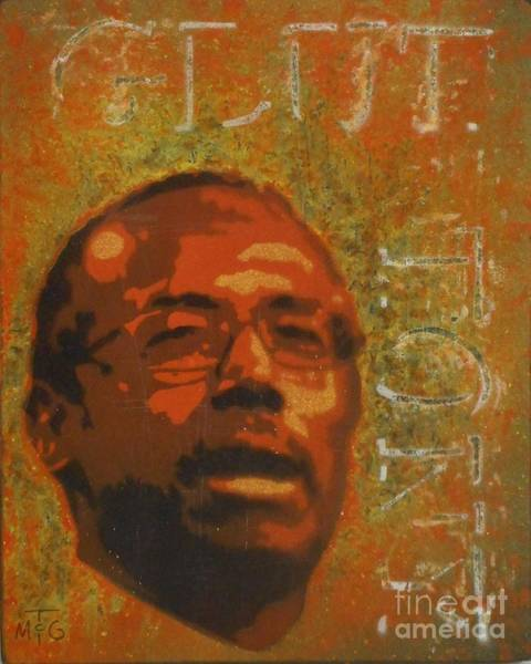 Election 2016 Painting - Carson Gluttony by Tom McGill