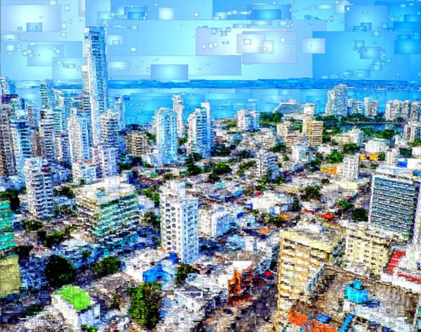 Digital Art - Cartagena, Colombia by Rafael Salazar