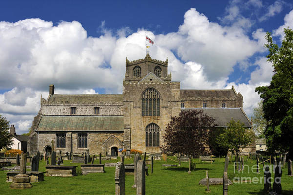 Cartmel Priory Photograph - Cartmel Priory. by Stan Pritchard