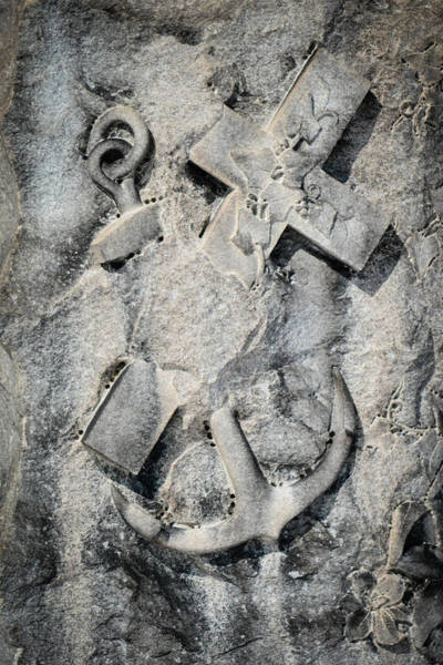 Photograph - Carved In Stone by Guy Whiteley