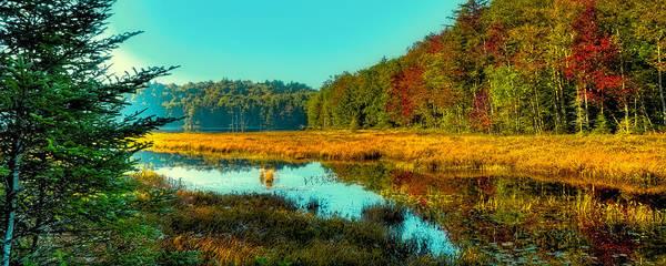 Photograph - Cary Lake Panorama by David Patterson