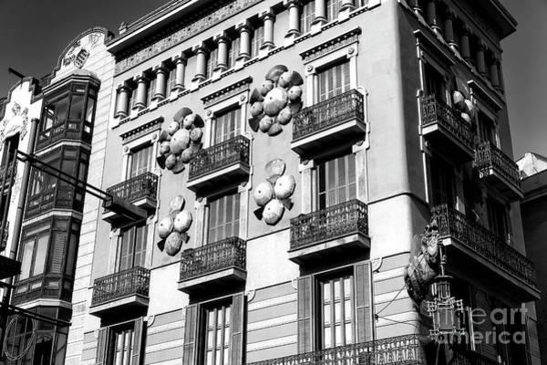 Photograph - Casa Bruno Cuadros In Barcelona by John Rizzuto