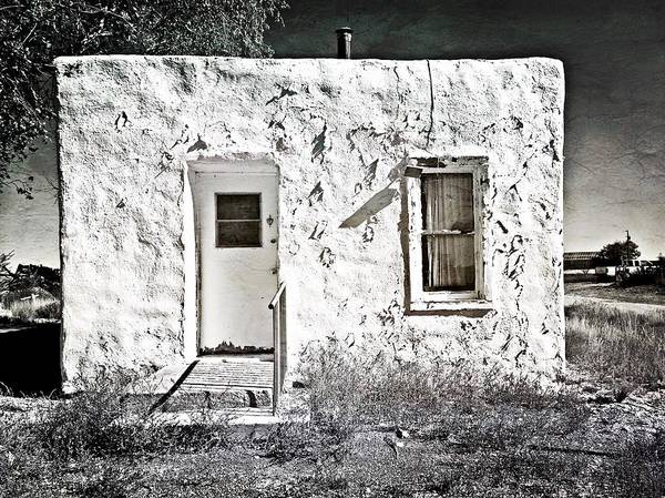 Photograph - Casa De Blanco by Brad Hodges