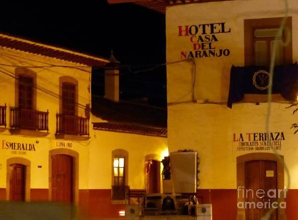 Photograph - Casa Del Naranjo by Rosanne Licciardi