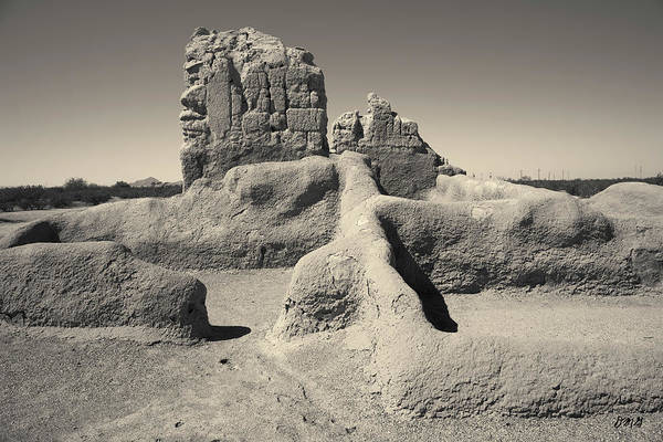 Photograph - Casa Grande I Toned by David Gordon