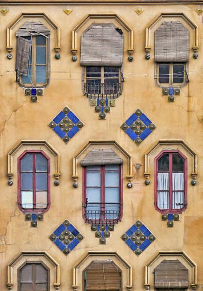 Wall Art - Photograph - Casa Miguel Gomez - Windows by Nikolyn McDonald