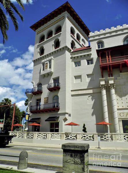 Photograph - Casa Monica Hotel by D Hackett