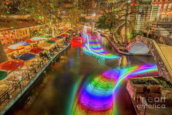 Wall Art - Photograph - Casa Rio Rainbow by Michael Tidwell