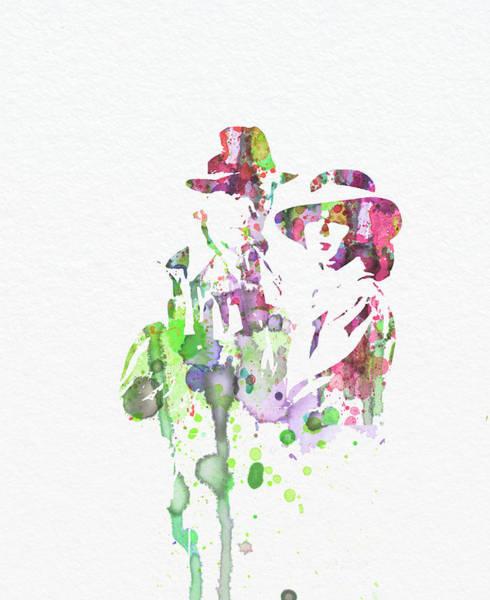 Comedy Painting - Casablanca by Naxart Studio